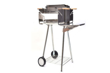 Biogrill INOX BIOGRILL02 barbecue vertical