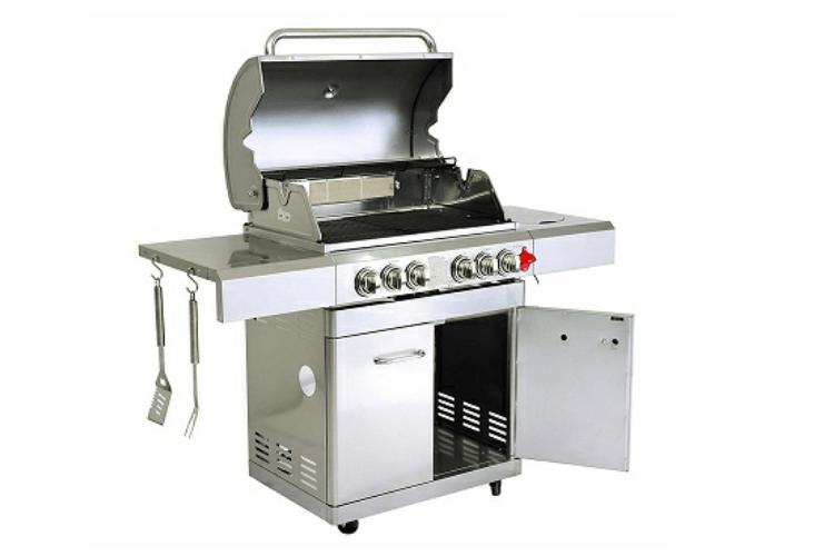 greaden-doner-barbecue-à-gaz-amis-brochettes-grill-jardin-grillades-saucisses-viande-cuisson-plancha-avis-guide